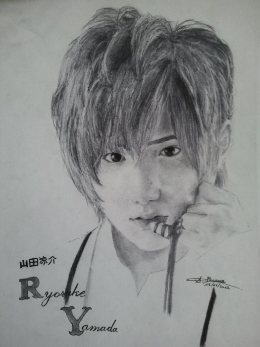 Ryosuke Yamada by loule